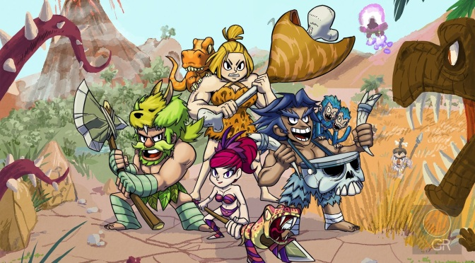 Caveman Warriors Review (Nintendo Switch)