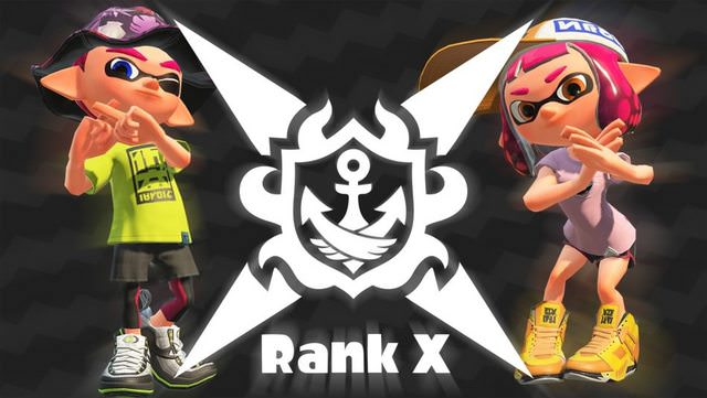 Splatoon X Rank: What is It?