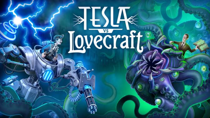 Tesla VS Lovecraft Review