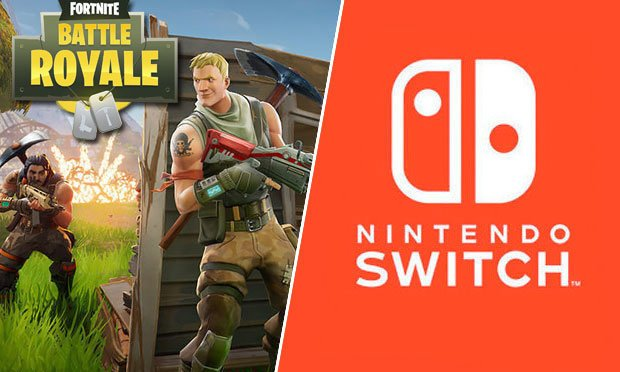 fortnight on switch