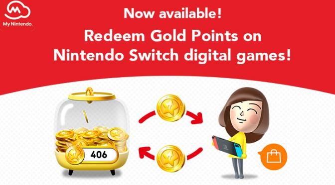 nintendo reward system