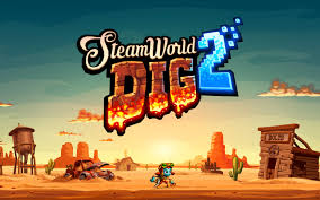 An Earth Breaking Game: SteamWorld Dig 2 For 3DS