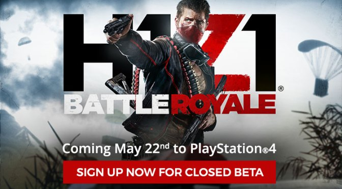 H1Z1 coming to PlayStation