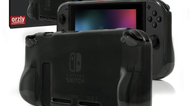 Orzly Grip Case For Nintendo Switch Review
