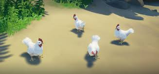 chickens in sea of thieves