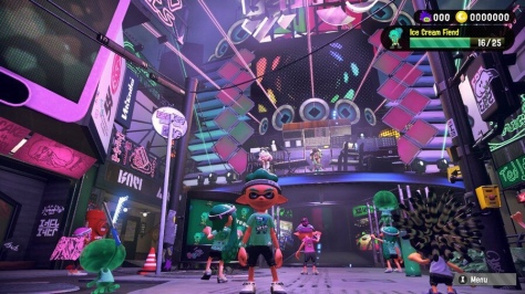 Splatoon 2 3.0 Update