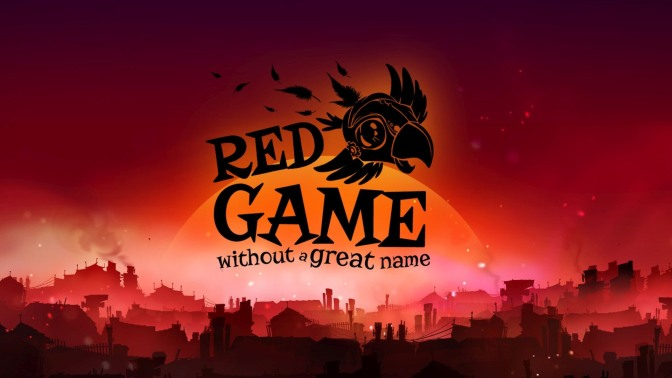 Review of Red Game Without a Great Name