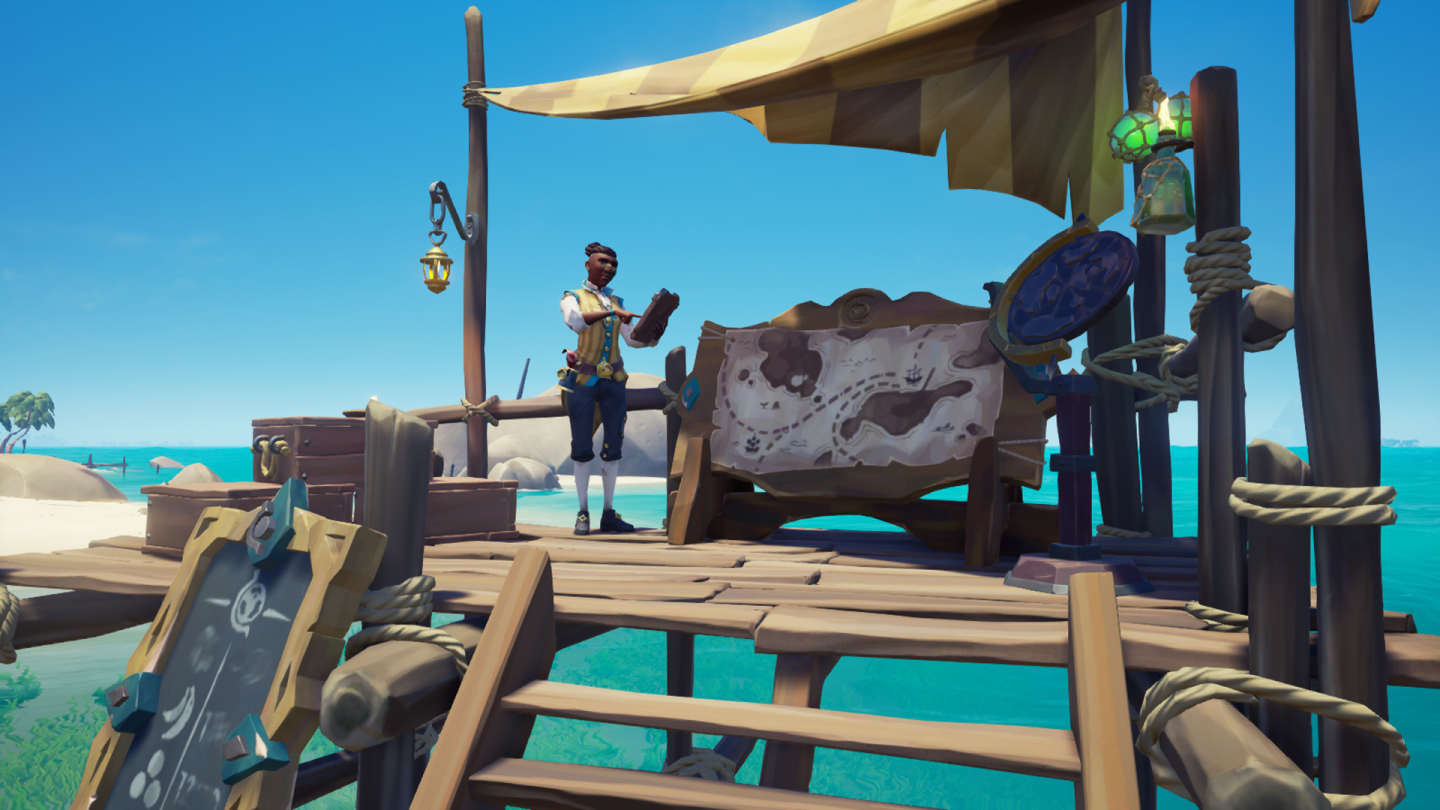 sea of thieves simple gold guide