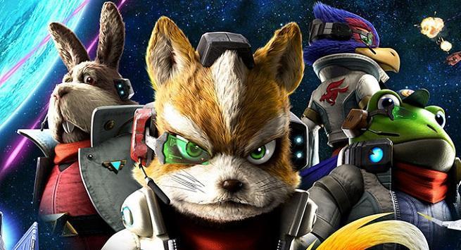 Star Fox GX ?