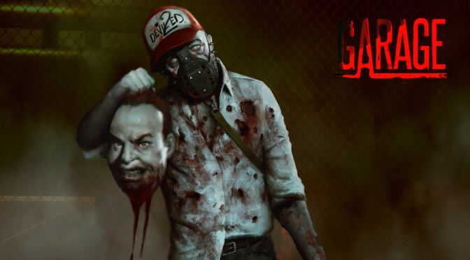 Action Packed Zombie Horror – Garage Review