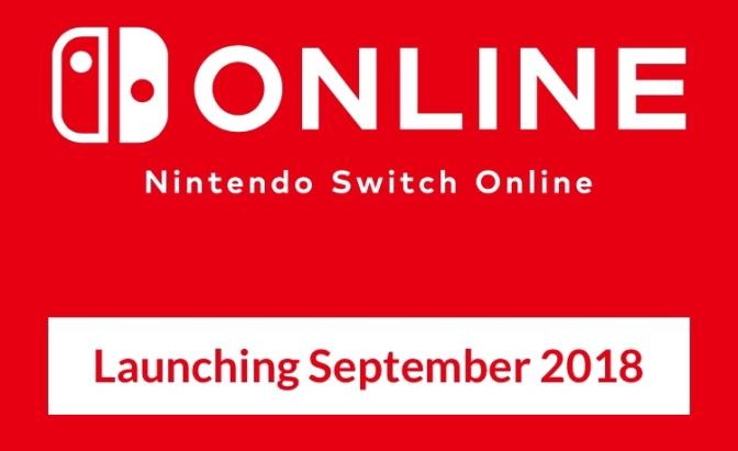Nintendo Switch online details