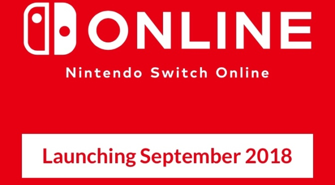 Nintendo Switch online details