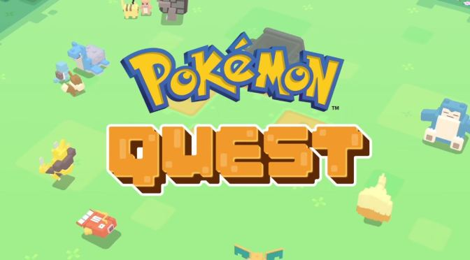 Pokemon Quest – First Look