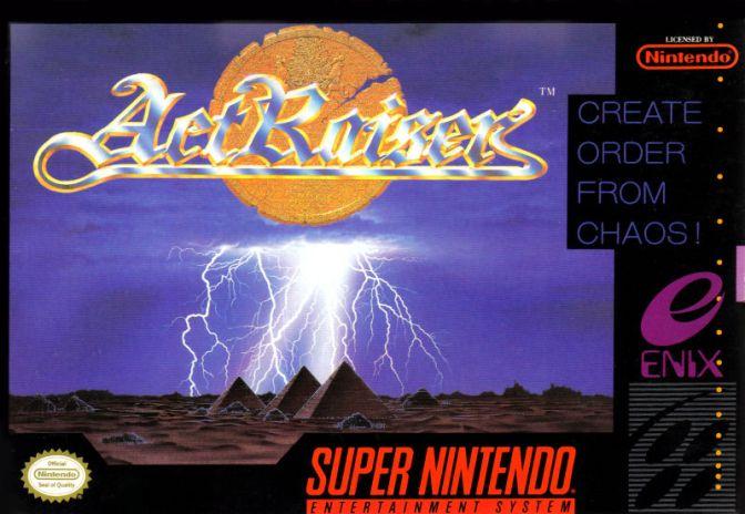 Retro Review: ActRaiser