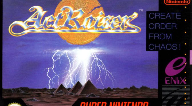 Retro Review: ActRaiser