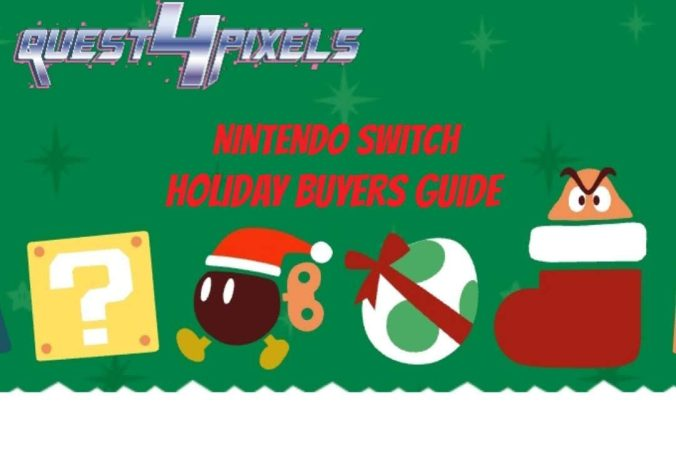 nintendo switch holiday buiyers guide