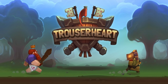 TrouserHeart; A Pantsless Adventure
