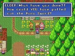 Secret of Mana Retro Review
