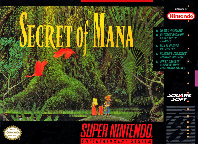 Secret of Mana: Retro Review