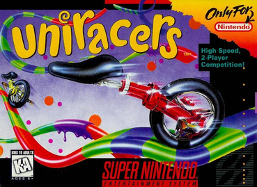 Uniracers Retro Review
